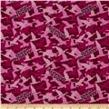 Duck Dynasty Duck Camo Pink