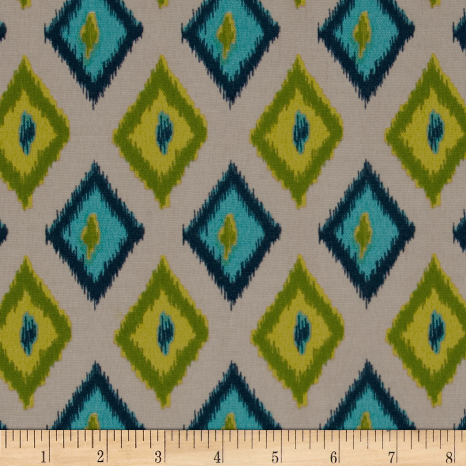 Premier Prints Indoor/Outdoor Carnival Sunshine Fabric