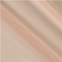 Telio Stretch Nylon Mesh Knit Soft Pink