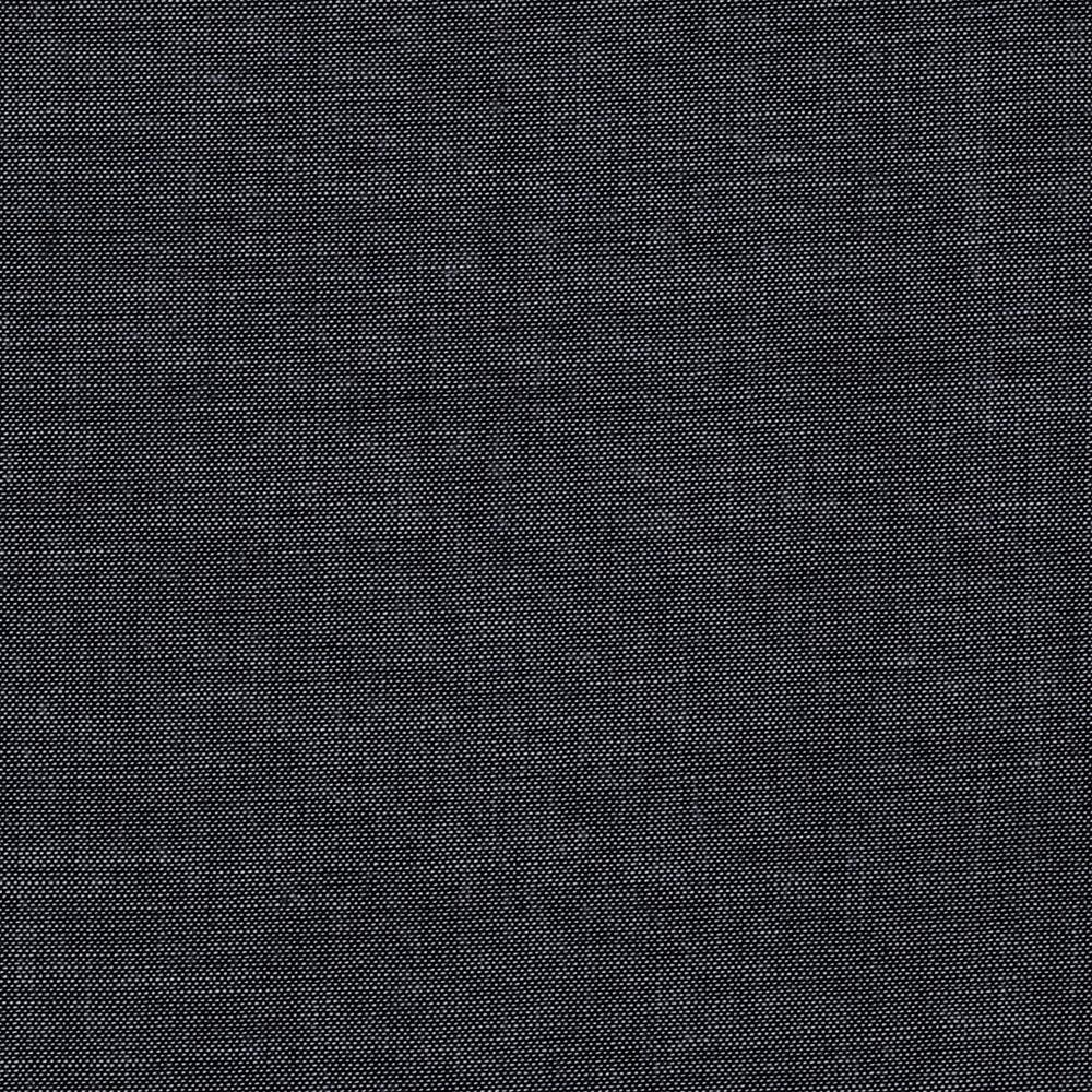 Cotton Tencel Chambray 3 oz. Shirting Black