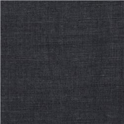 Kaufman Cotton Tencel Chambray 3 oz. Shirting Black