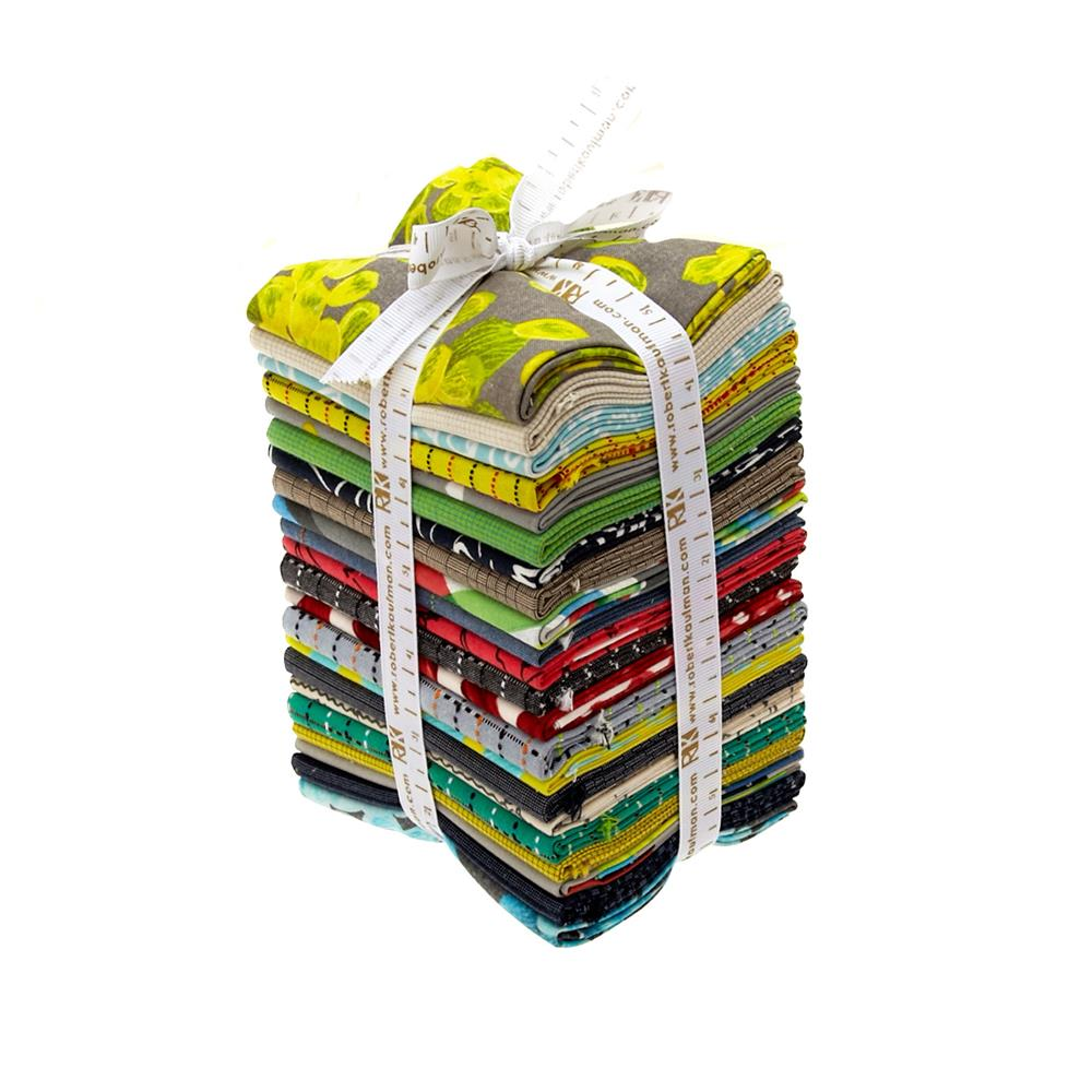 Color Full Multi Fat Quarter Assortment