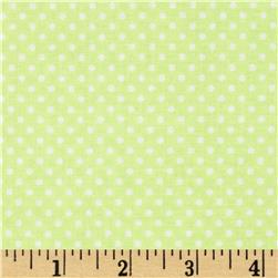 Riley Blake Kensington Dots Yellow
