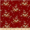 Little House On The Prairie Bouquet Red