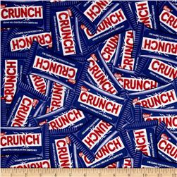 Nestle Chocolate Crunch Scattered Blue