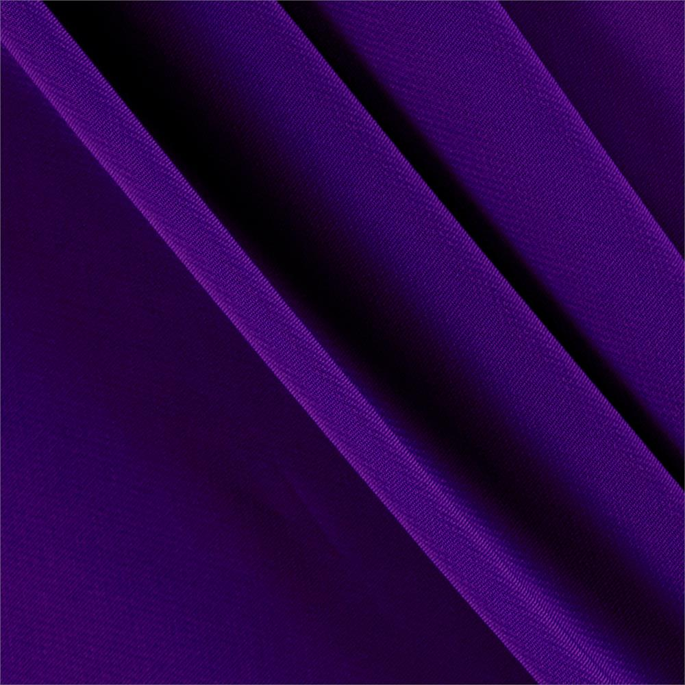 Chiffon Fabric Purple