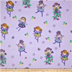 Fleece Fairies Purple
