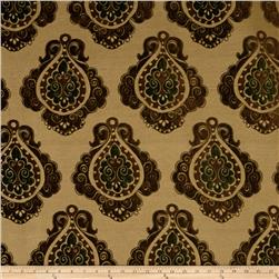Fabricut Cortona Chenille Parsley