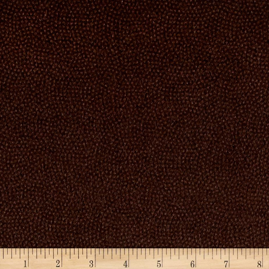 Timeless Treasures Flannel Spin Dot Espresso