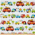 Jungle Camp Animals In Vehicles White