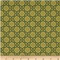 Alchemy Metallic Tiles Pine/Gold