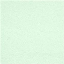 Cuddle Me Solids Flannel Green Fabric