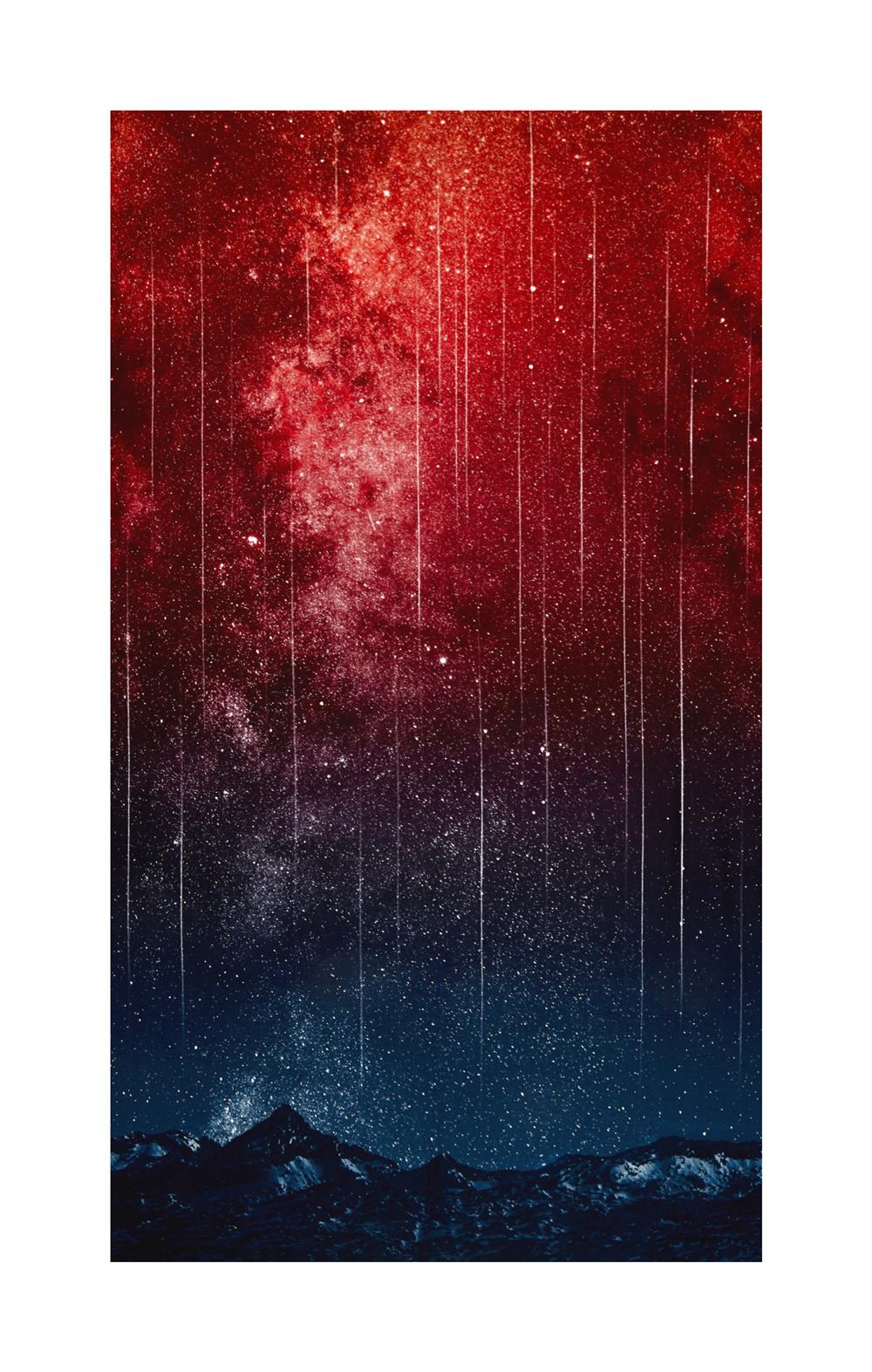 Hoffman Digital Out Of This World 24 5 Quot Panel Falling