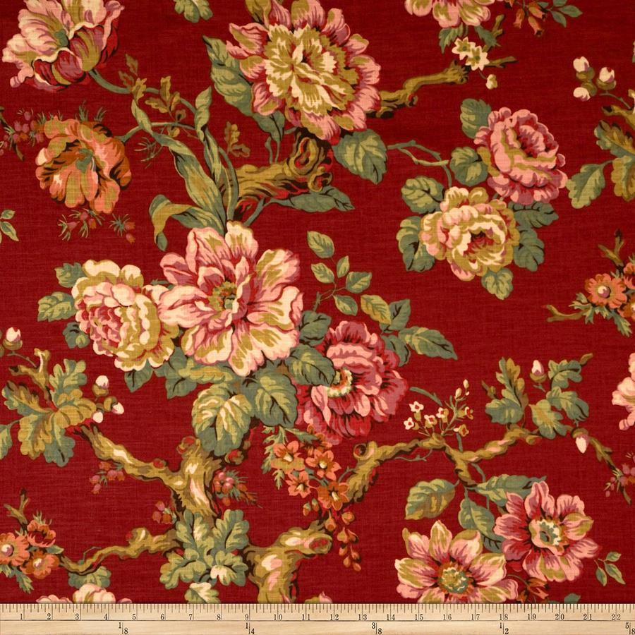 Jaclyn Smith 1834 Crimson