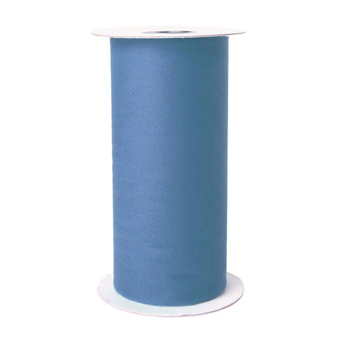 Tulle Spool Cotillion Blue
