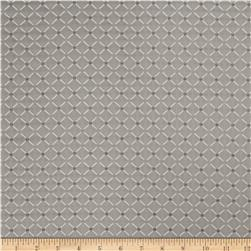 Jaclyn Smith Bassette Jacquard Dove Grey Fabric