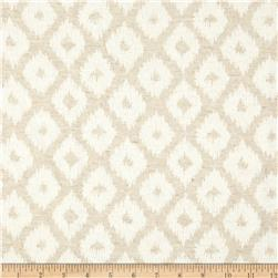 KasLen Sheraton Diamond Jacquard Natural