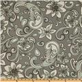 Premier Prints Loni Porcelain Grey/Natural