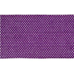 "9"" Crochet Headband Trim Purple"