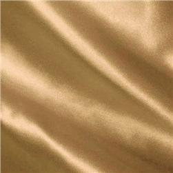 Silky Satin Charmeuse Solid Cappuccino