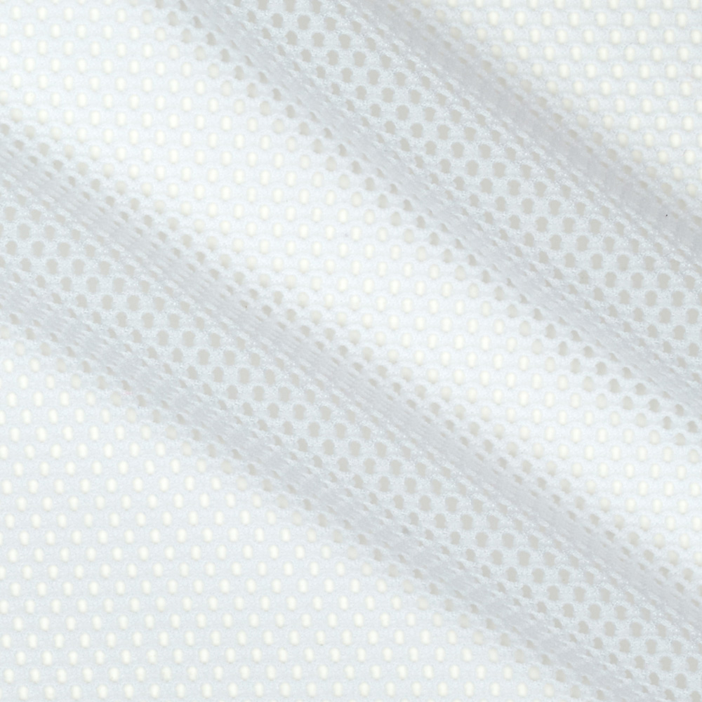 Telio Mod Stretch Mesh White Fabric 0395284