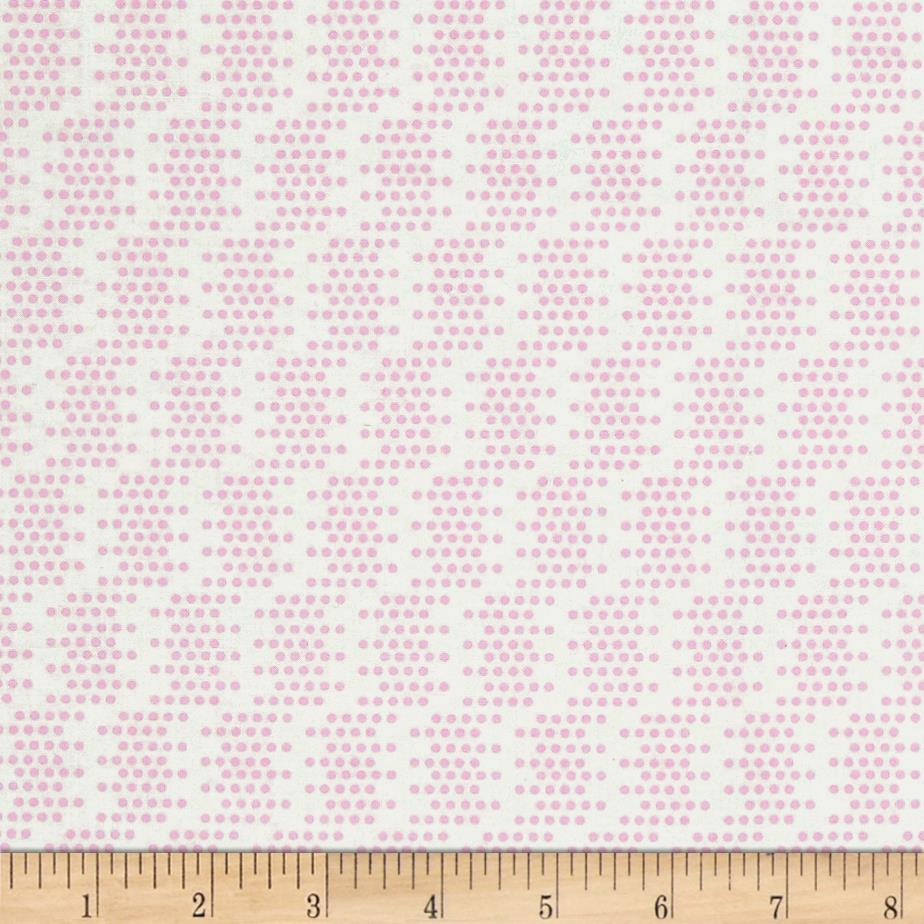 Sew It- Quilt It- Love It! Dots Pink