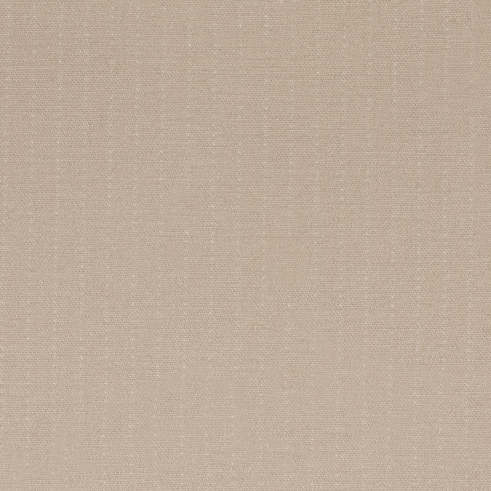 Stretch Cotton Sateen Suiting Pinstripe Tan/White