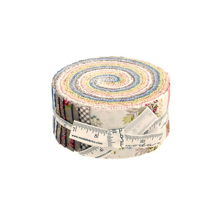 "Moda Windermere Prints 2.5"" Jelly Roll"