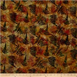 Bali Batiks Handpaints Fern Incense