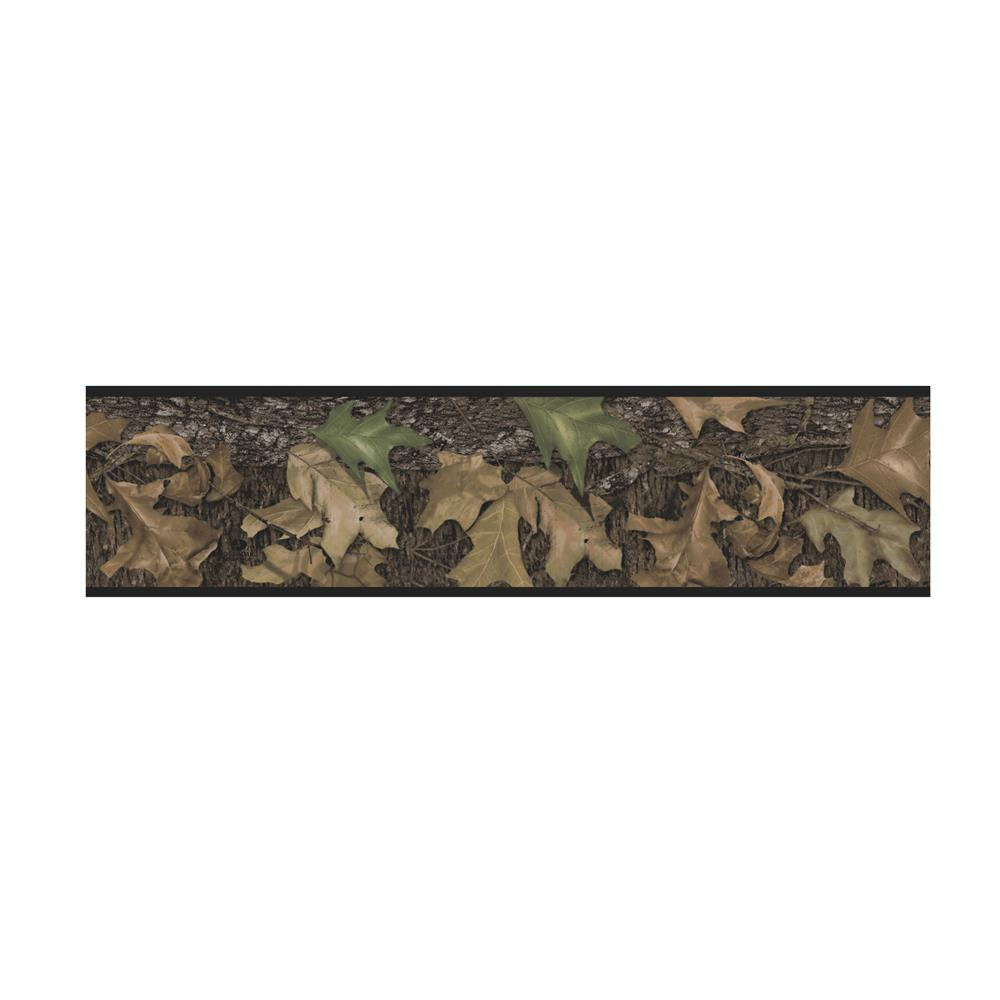 Mossy Oak Border Wall Decal