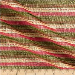 Rivera Sweater Knit Stripe Pink/Green
