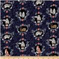 Dear Stella Nocturnal Dreams Flannel Beyond The Brush Navy