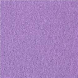Rainbow Classic Felt 9'' x 12'' Cut Craft Felt Bright Lilac