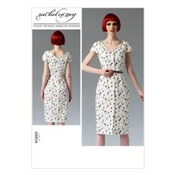 Vogue Misses'/Misses' Petite Dress Pattern V1350 Size A50