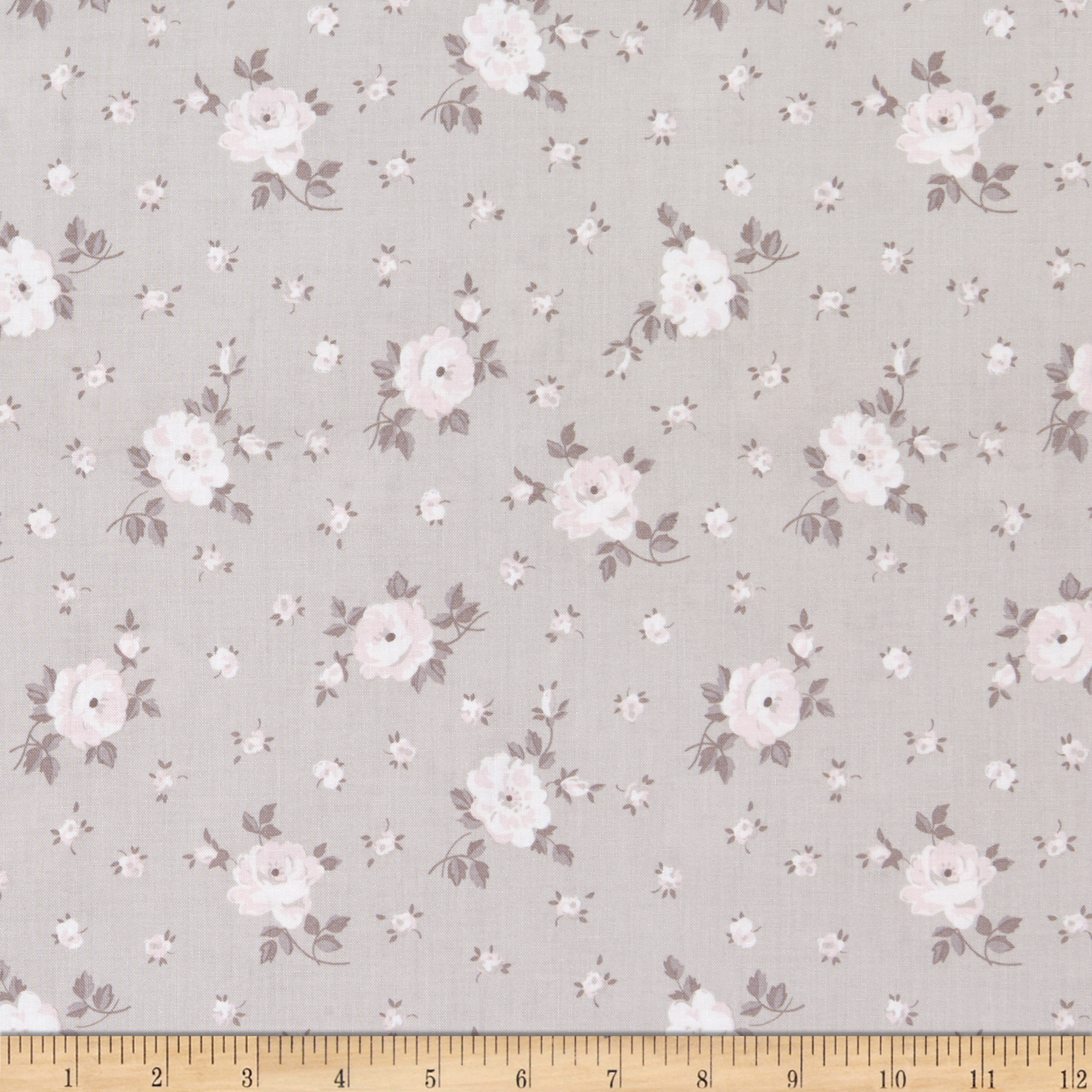 INOpets.com Anything for Pets Parents & Their Pets Penny Rose Rose Garden Garden Taupe Fabric