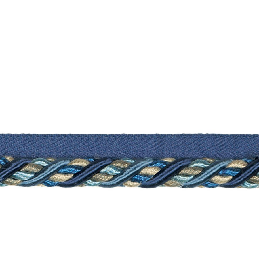 Jaclyn Smith 02107 Cord Trim Cobalt