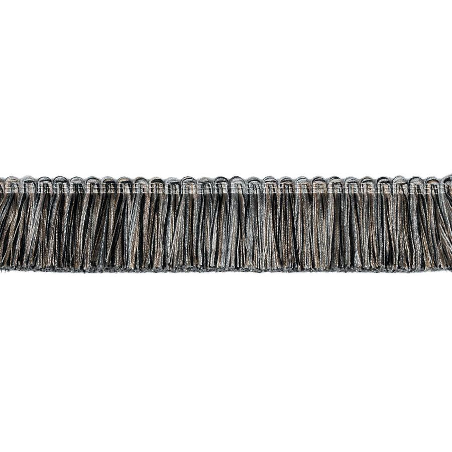"Fabricut 1.5"" Escargot Brush Fringe Marble"
