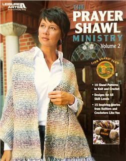Leisure Arts ''Prayer Shawl Ministry, Volume 2 Book