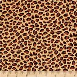 Serengeti Leopard Skin Brown