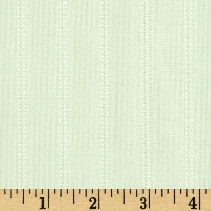 "60"" Open Weave Stripe Sheer Sand"