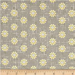 ADORNit You & Me Sweet Daisy Dark Gray