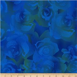 Jinny Beyer Burano Textured Rose Blue
