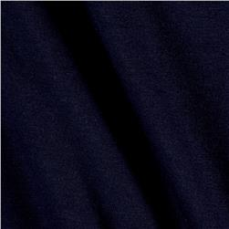Cotton Jersey Knit Navy
