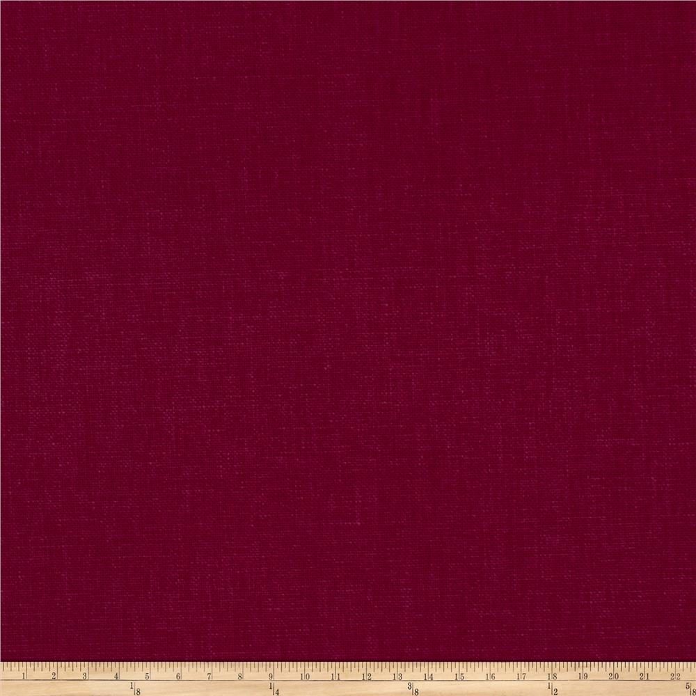 Fabricut principal brushed cotton canvas beet discount for Fabric purchase