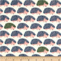 Seven Islands Hedgehogs Twill Cream