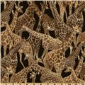Living Wonders Giraffes Black/Brown