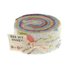Bee My Honey 2 1/2'' Jelly Roll