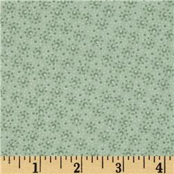 108'' Wide Ashley Quilt Back Sage Green Fabric