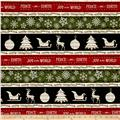 Reason For The Season Repeating Stripe Multi