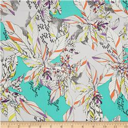 Liberty of London Tana Lawn Paradise Teal